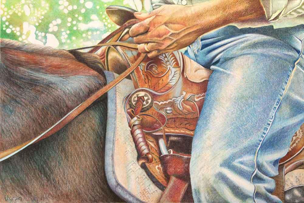 Farmhand ©Blair Jackson