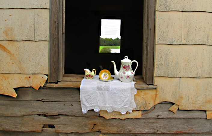 Tea with a View - Photo by Blair Jackson