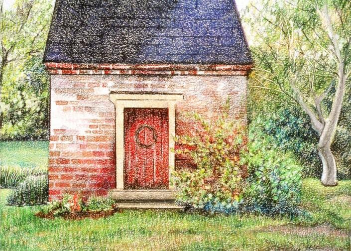 Locust Grove House ©Blair Jackson