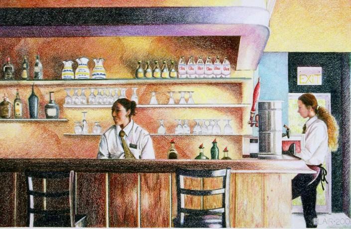 Cuban Bar ©Blair Jackson