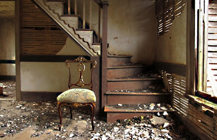 Sitting Room - Photo by Blair Jackson