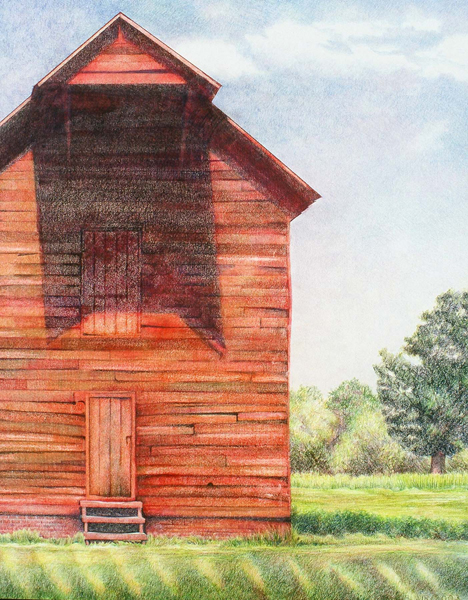Virginia Tidewater Barn ©Blair Jackson