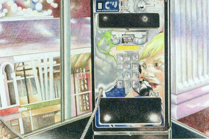 Pay Phone ©Blair Jackson