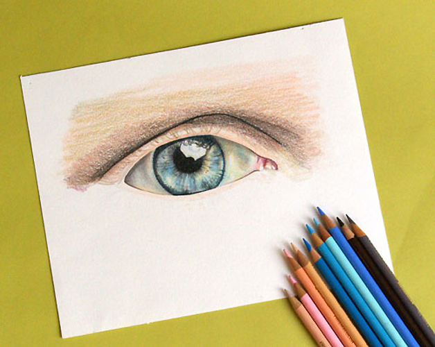 An Eye for Color - Photo by Blair Jackson