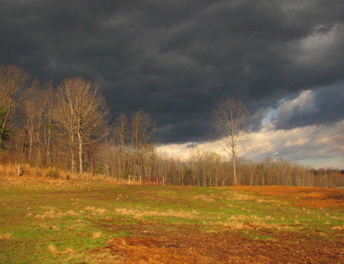 Before the Storm - Photo by Blair Jackson