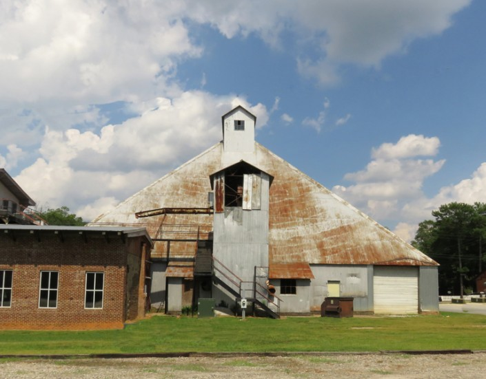 Big Barn - Photo by Blair Jackson