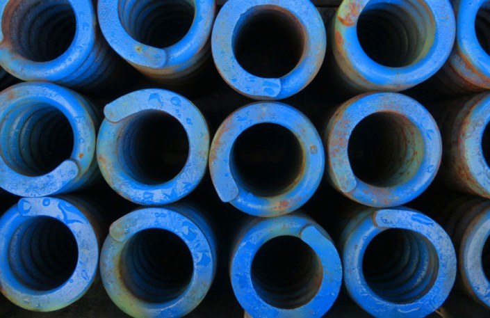 Blue Rings - Photo by Blair Jackson