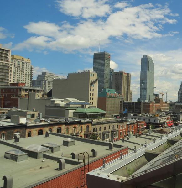 Cityscape 1 - Photo by Blair Jackson