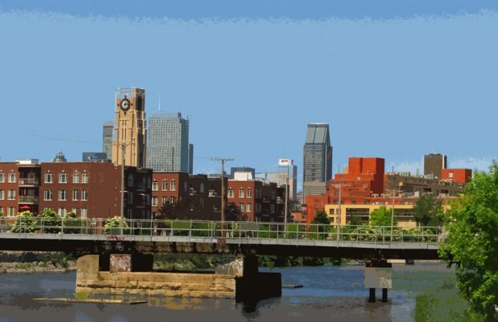 Cityscape 2 - Photo by Blair Jackson