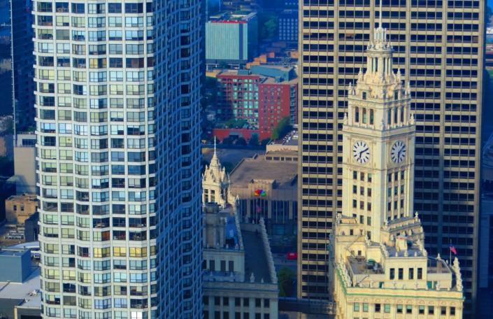 Cityscape 3 - Photo by Blair Jackson