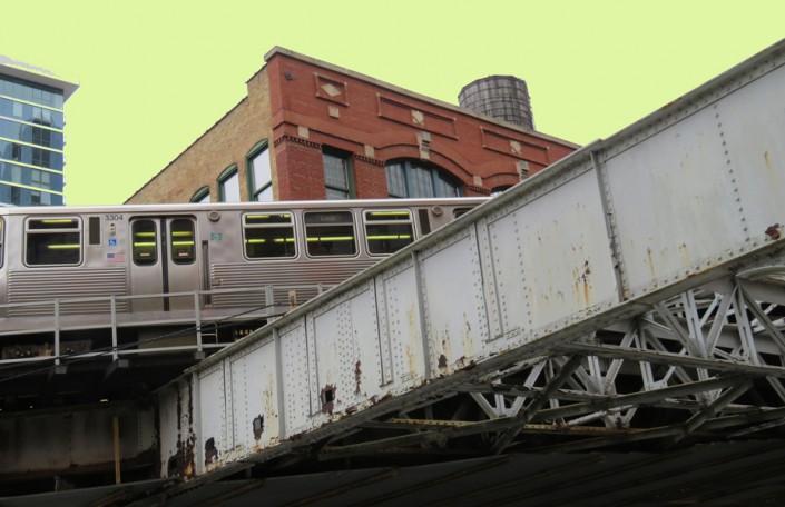 Cityscape 6 - Photo by Blair Jackson