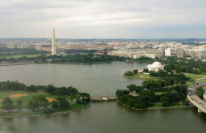 DC View 1 - Photo by Blair Jackson