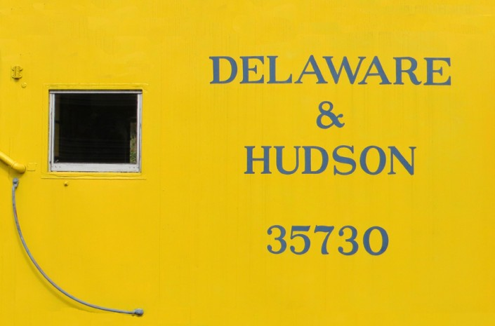Delaware & Hudson - Photo by Blair Jackson