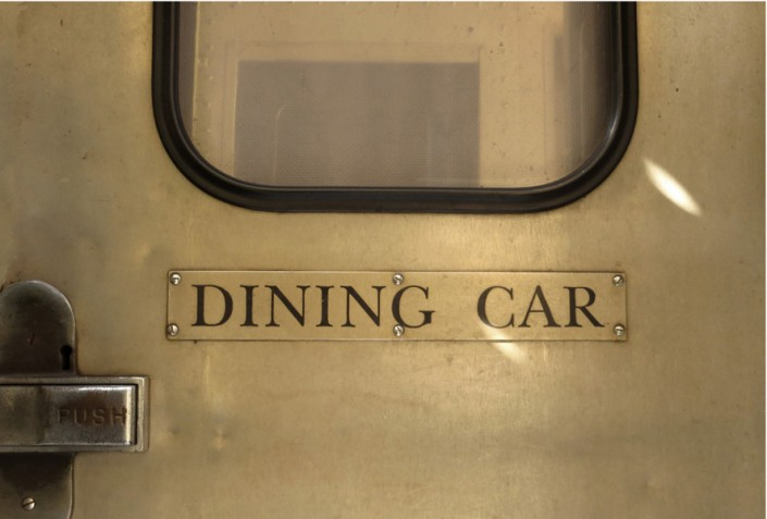Dining Car - Photo by Blair Jackson