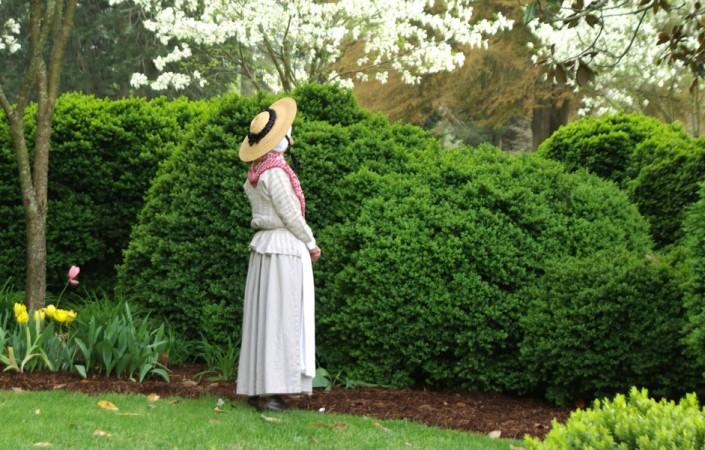 In the Garden - Photo by Blair Jackson