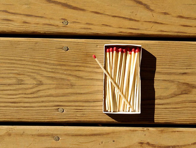 Match Box - Photo by Blair Jackson