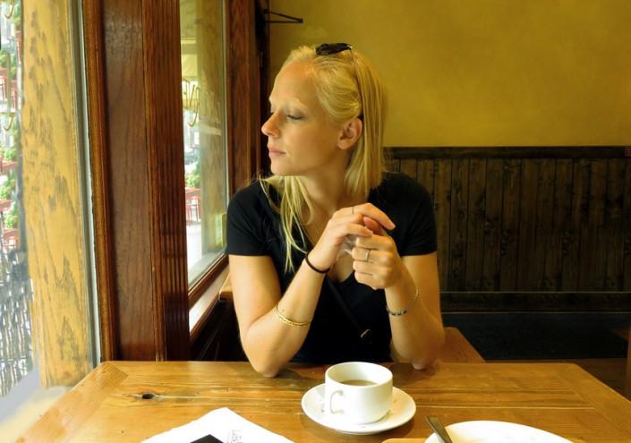 Morning Pause - Photo by Blair Jackson