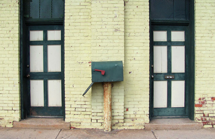 No Mail - Photo by Blair Jackson