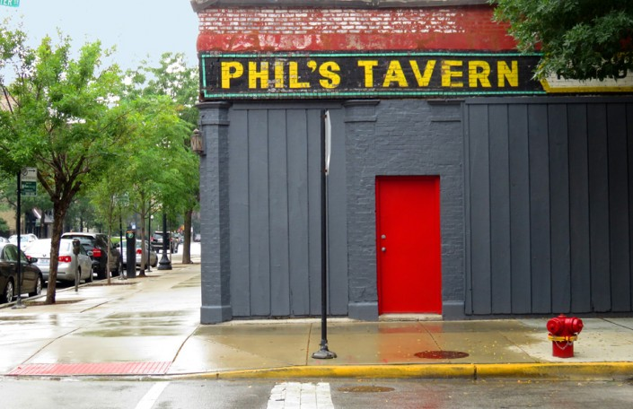 Phil's Tavern - Photo by Blair Jackson