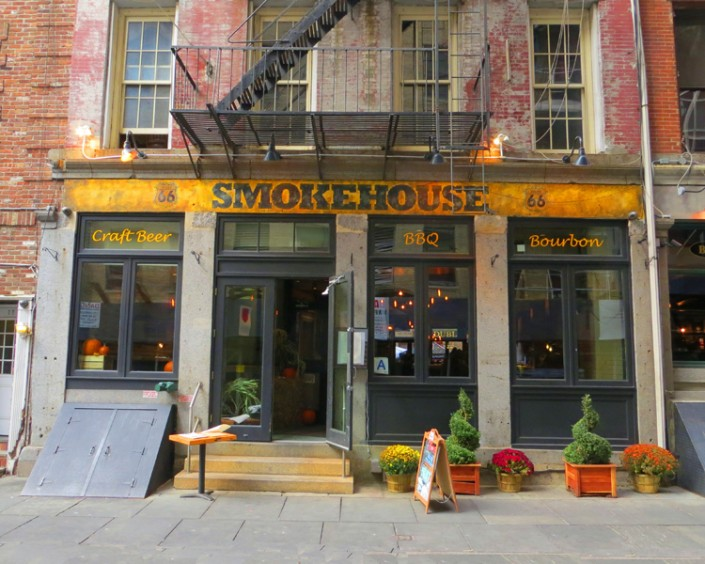 Smokehouse ©Blair Jackson