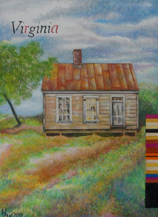 Virginia ©Blair Jackson